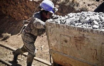 Policía reporta incremento de personas que se dedican al robo de mineral en Oruro