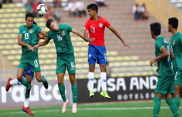 Bolivia se despide del torneo sin sumar ni un solo punto
