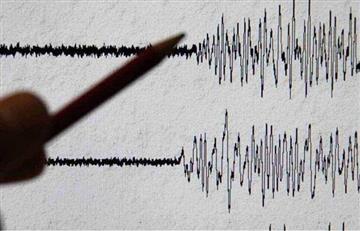 Un fuerte temblor sacudió la ciudad de Oruro