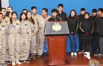 """¡Qué orgullo! Bolivianos participarán en el """"Desafío del Explorador Humano"""" de la NASA"""