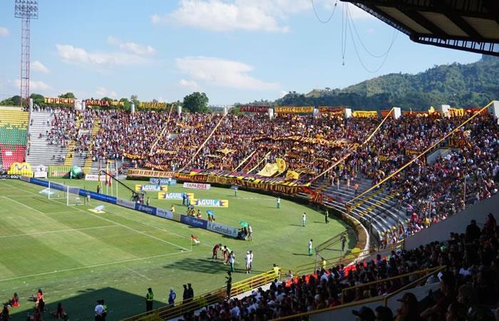 Estadio donde se enfrentarán Wilstermann y Deportes Tolima. Foto: Twitter