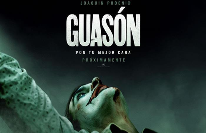 La película llegará a las salas de cine el 3 de octubre. Foto: Twitter