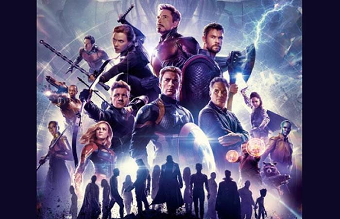 Iniciaron las preventas para disfrutar 'Avengers: Endgame'. Foto: Twitter @Avengers