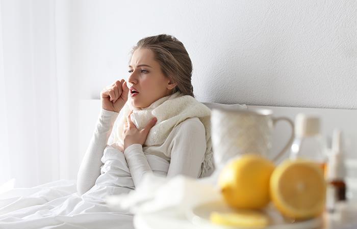Cuida tu salud y prevén la gripe. Foto: Shutterstock