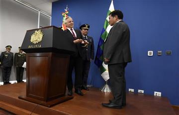 Víctor Borda es el presidente encargado de Bolivia