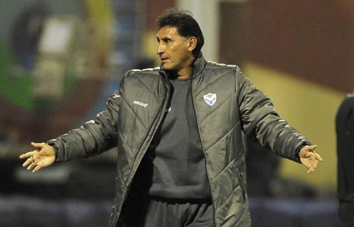 Se cancela el contrato del técnico Marcos Ferrufino