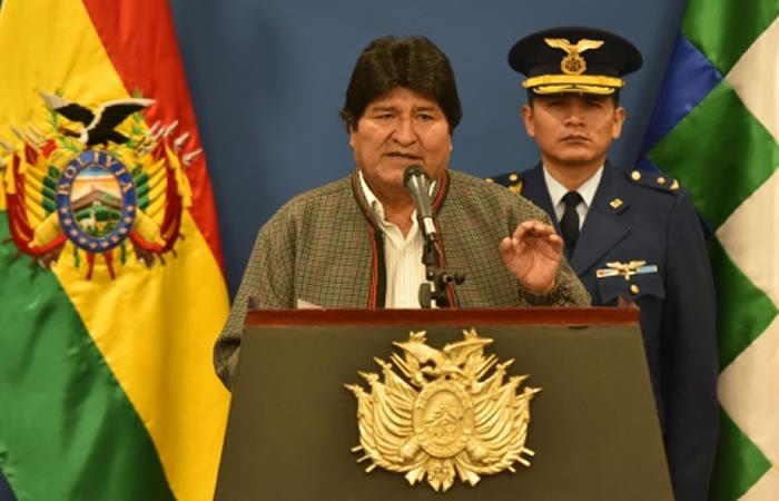 Acuerdos y próxima visita dejó el viaje de Evo Morales a Emiratos Árabes Unidos