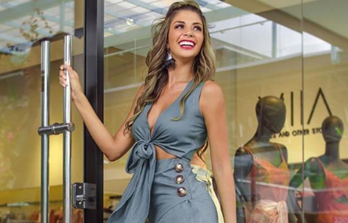 Anabel Angus representará a Bolivia en el evento 'Bata Fashion Weekend' en Praga