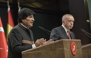 Evo Morales afirmó que Bolivia dejó de ser un país ignorado