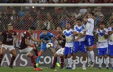 Copa Libertadores: San José cae por goleada ante Flamengo