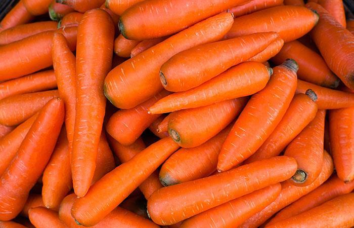 La zanahoria es una de las hortalizas más nutritivas del mundo. Foto: Shutterstcok