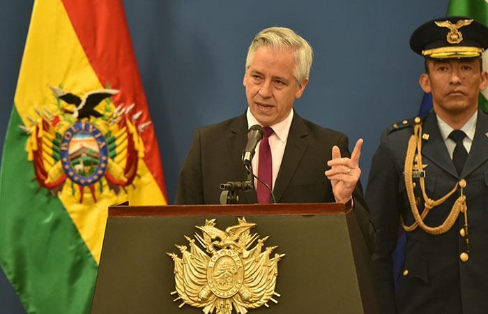 Tarija recibirá una fuerte inversión: Vicepresidente García Linera
