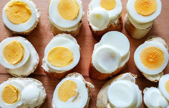 Conoce los beneficios del huevo. Foto: Shutterstock