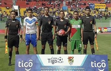 San José goleó por 6-2 a Always Ready