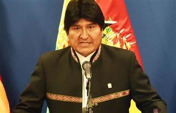 Evo Morales condena los atentados en Sri Lanka