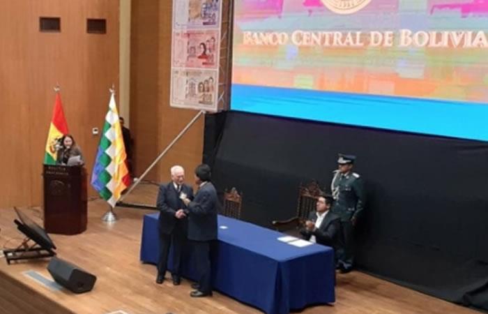 Banco Central pone en circulación nuevo billete de 200 bolivianos