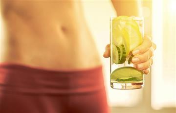 ¡Increíble! Estos son los 6 beneficios que obtendrás al tomar agua con limón