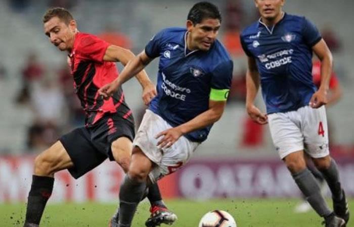 Copa Libertadores: Sigue EN VIVO ONLINE el partido entre Wilstermann y Atlético Paranaense
