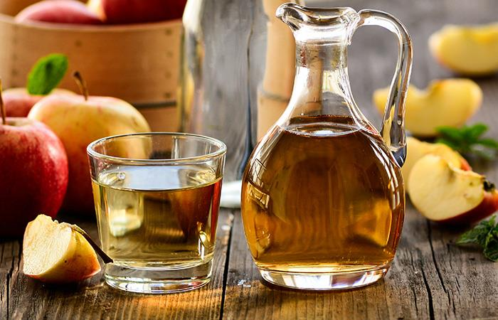 Vinagre de manzana y los beneficios para tu salud. Foto: Shutterstock