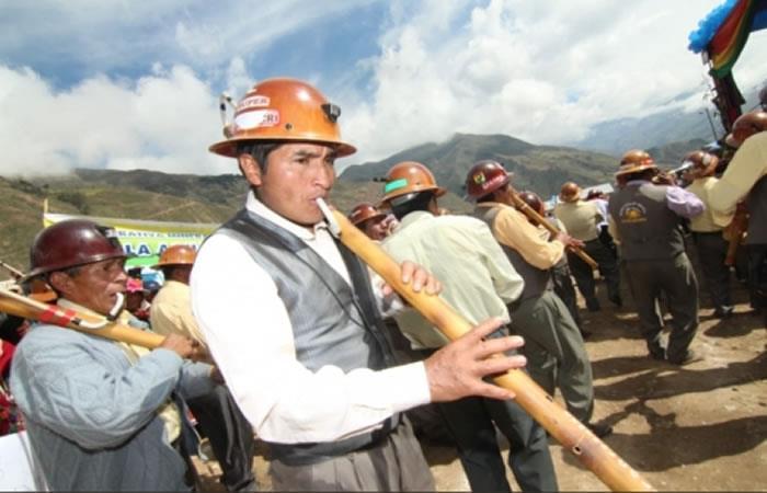 Evo Morales participará en el festival. Foto: ABI