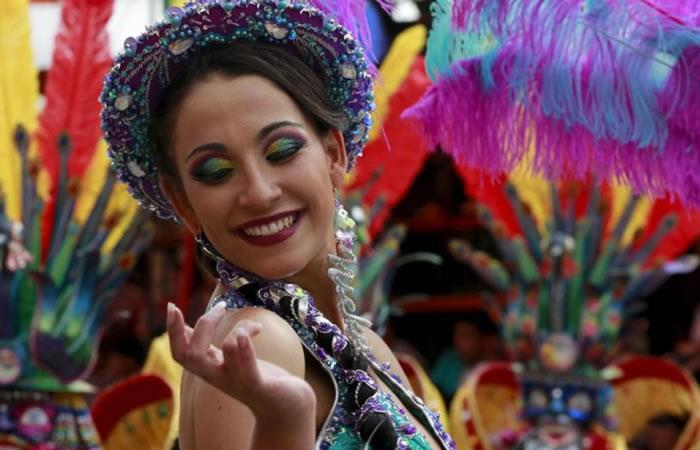 Bolivia es uno de los países más ricos y diversos en bailes. Foto: AFP