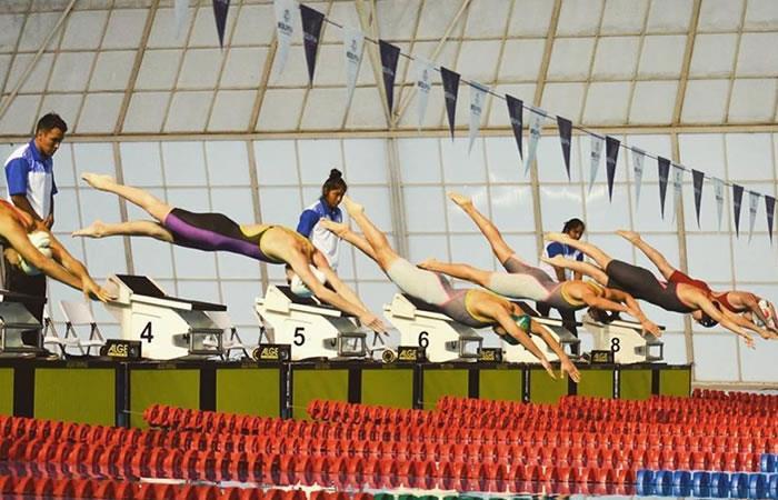 Cochabamba se impone en torneo de natación