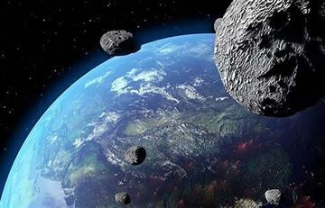 """¡Muy cerca! Pasará un """"gran"""" asteroide cerca del planeta Tierra"""