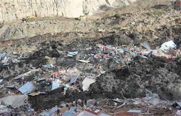 Tragedia en La Paz: Megadeslizamiento deja miles de personas damnificadas