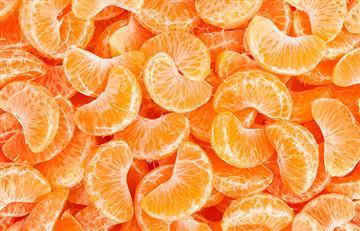 ¿Conoces los beneficios de la mandarina?