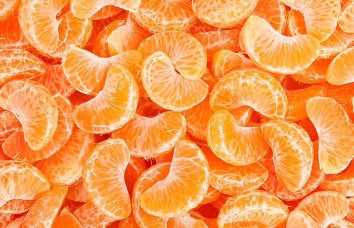 La mandarina no solo tiene propiedades para combatir la gripe. Foto: Shutterstock