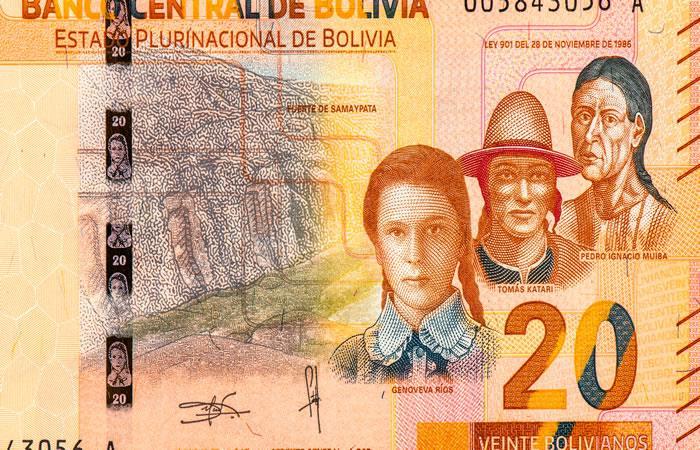 Orgullo para Bolivia en la economía. Foto: ShutterStock.