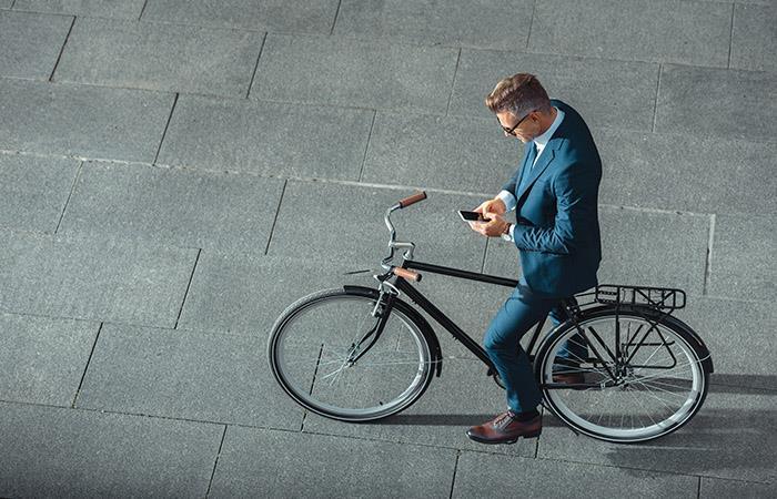 Campeones del ciclismo y la imprudencia