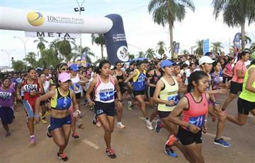 Miles de atletas se preparan para correr en la 10K de Chuquisaca