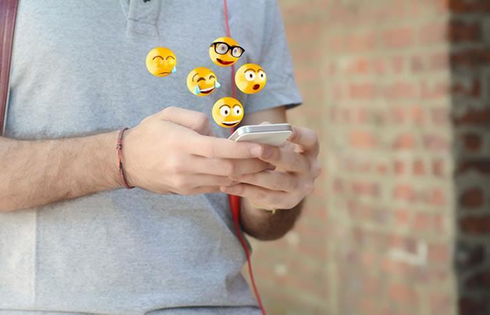 Los nuevos emojis serán de los usuarios de Android Q y luego se difundirán al resto de los sistemas operativos. Foto: Shutterstock