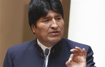 Morales ordena continuar con detenciones de quienes cometieron delitos con Montenegro
