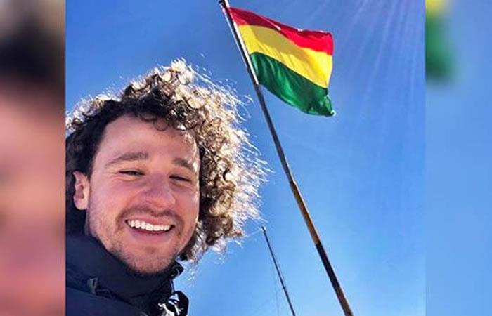 El famoso youtuber mexicano, Luis Arturo Villar Sudek. Foto: Twitter