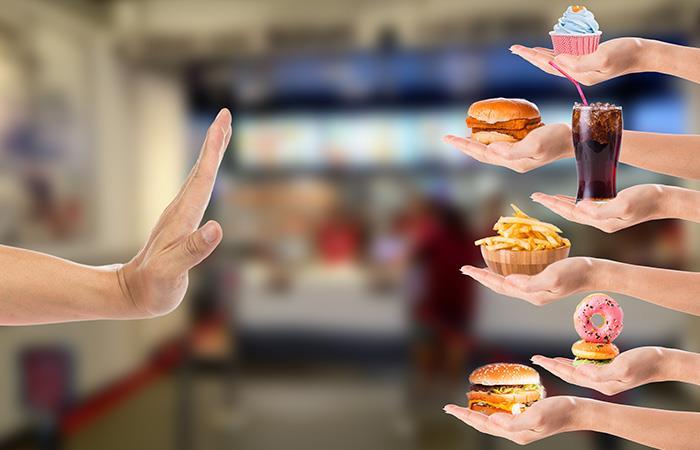 ¡Ojo con lo que comes! Foto: Shutterstock