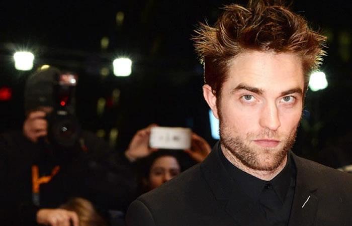 Robert Pattinson, ahora será Batman. Foto: ShutterStock.