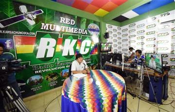 ¿Evo es pueblo? Morales sigue mostrando su orgullo próximo a las elecciones