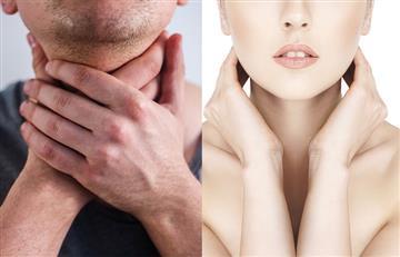 Dime qué tan ancho es tu cuello y te diré de qué enfermedad sufres