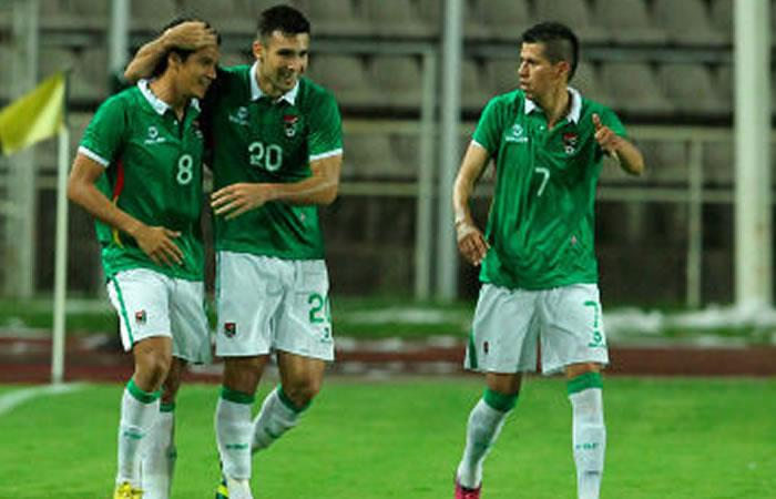 Selección Boliviana enfrentará a Francia este 2 junio. Foto: EFE.