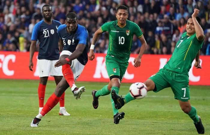 Eduardo Villegas se pronuncia frente a la derrota ante Francia