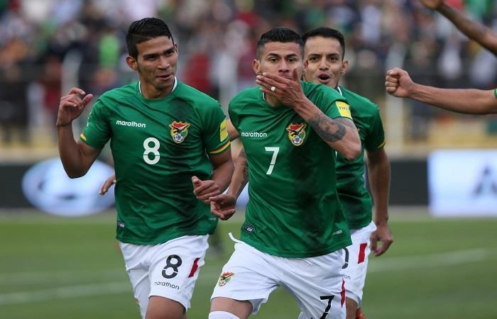 Se acerca el partido inaugural entre Bolivia y Brasil. Foto: EFE.
