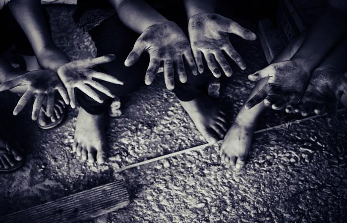 Una problemática que afecta a la niñez y adolescencia del mundo. Foto: Shutterstock