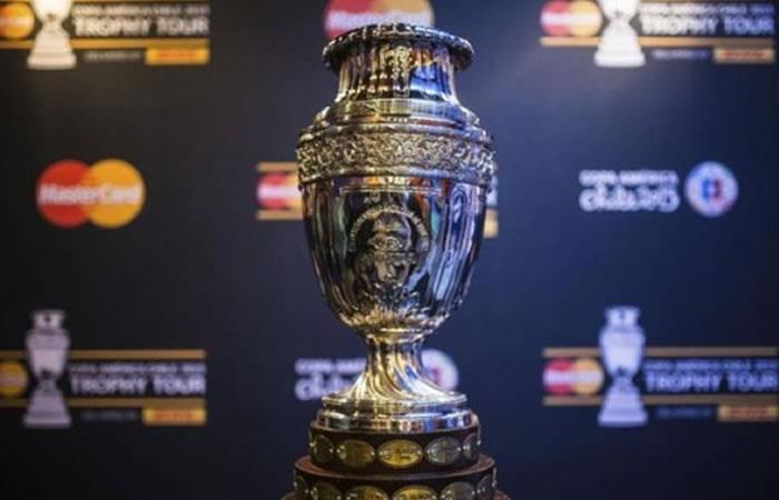 Suma millonaria por participar en la Copa América. Foto: Twitter.