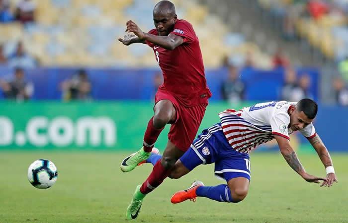 Paraguay vs. Catar - EFE