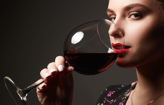 El vino tinto es una excelente fuente de antioxidantes para el organismo. Foto: Shutterstock