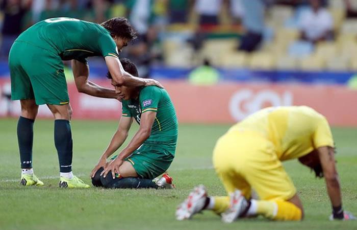 Se acabó el sueño de 'La Verde'. Foto: EFE.