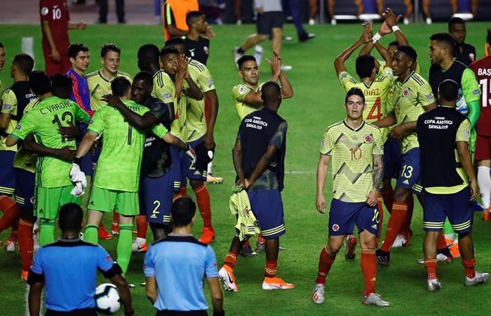 Copa América: Colombia pasa a los cuartos de final