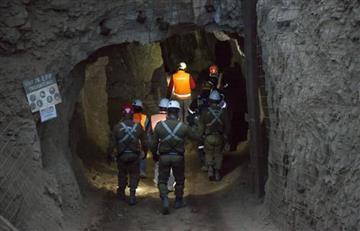 Llega a Bolivia el único sobreviviente de un derrumbe en una mina en Chile